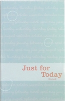Just For Today Book, Daily Meditations for Recovering Addicts