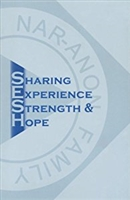 Nar-Anon Family Book (SESH) Sharing Experience Strength and Hope Soft Cover Book