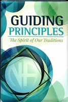Narcotics Anonymous Guiding Principles - The Spirit of Our Traditions | Hardcover Book