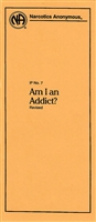 NA Pamphlet - 7 - Am I An Addict?