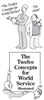 A.A. General Service Conference approved literature  - Pamphlet 8 - The Twelve Concepts Illustrated for AA