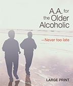 A.A. General Service Conference approved literature - AA For the Older Alcoholic Pamphlet