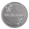 Welcome Keep Coming Back Aluminum Recovery Coin