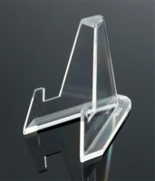 Acrylic Display Stand for medallions with or without an air tight capsule