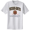 Wilson-Smith University T-Shirt - Color: Ash Gray