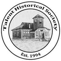 Individual/Family Sponsorship to Talent Historical Society