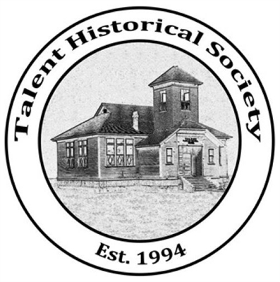 Business Sponsorship to Talent Historical Society