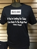 """If You're Looking for Talent"" T-shirt  Men's"