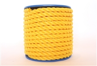 POLYPROPYLENE 1/8IN X 1000FT ROLL YELLOW