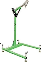 UCL HOIST H BASE WITH VERTICAL ADJUSTABLE/FIXED MAST SYSTEM
