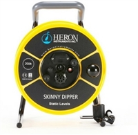 "HERON SKINNY DIPPER 1/4"" TAPE AND PROBE 200' or 300'"