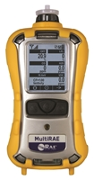 HONEYWELL RAE MULTIRAE PGM-6228 WIRELESS WITH PID/LEL/O2/CO/H2S