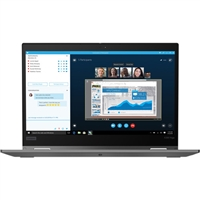 "Lenovo 13.3"" ThinkPad X390 Yoga Multi-Touch 2-in-1 Laptop (Silver) - 20NN0010US"