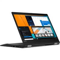 "Lenovo 13.3"" ThinkPad X390 Yoga Multi-Touch 2-in-1 Laptop (Black) - 20NN0015US"
