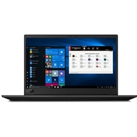 "Lenovo ThinkPad P1 2nd Gen 15.6"" 32GB 1TB Intel Xeon E-2276M Win10 Black - 20QTS07F00"