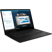 "Lenovo 15.6"" ThinkPad X1 Extreme Laptop (2nd Gen) - 20QV001AUS"