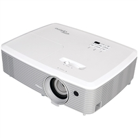 Optoma Eh400+ 1080p Bright Presentation Projector - EH400PLUS