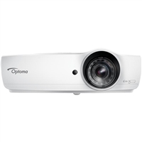 Optoma EH460ST 3D Full HD 1080p DLP Projector - EH460ST
