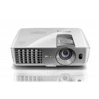 BenQ HT1075 Portable 3D Full HD 1080p DLP Projector with Speaker 2200 lumens - HT1075