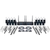 VocoPro hybridplay16 16 Channel UHF Hybrid Wireless Headset & Lapel Mi - HYBRIDPLAY16