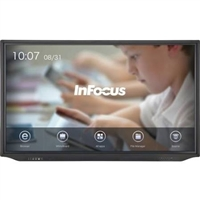 "InFocus JTOUCH-Series InFocus JTouch Plus INF8633e - 86"" Interactive communication LED Display with whiteboard and touchscreen 4K UltraHD - INF8633E"