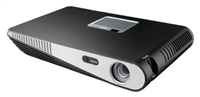 Optoma ML1000P Portable 3D WXGA 720p DLP Projector with Stereo Speakers - ML1000P