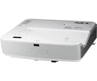 NEC U321H Full HD 1080p DLP Projector with Speaker - NPU321H