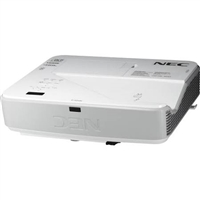 NEC U321Hi-WK Full HD 1080p DLP Projector with Speaker - NPU321HIWK