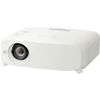 Panasonic PT VZ585NU WUXGA 1080p 3LCD Projector with Speaker - PTVZ585NU