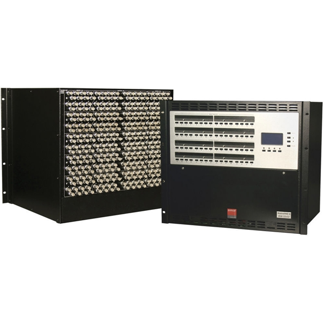 Barco MatrixPRO-II 8x8 Switcher with 3G SDI - R9004661