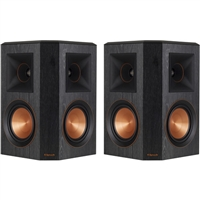 Klipsch Reference Premiere RP-502S Surround Speakers (Ebony, Pair) - RP502S