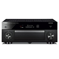Yamaha AVENTAGE RX-A1080 7.2-Channel AV Receiver with MusicCast Black - RXA1080BL