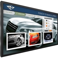 "Planar UltraRes UR7551-MX-ERO-T - 75"" Commercial LED Display with touchscreen 4K UltraHD - UR7551MXEROT"