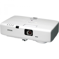 Epson PowerLite D6155W - WXGA 720p 3LCD Projector with Speaker - V11H396020