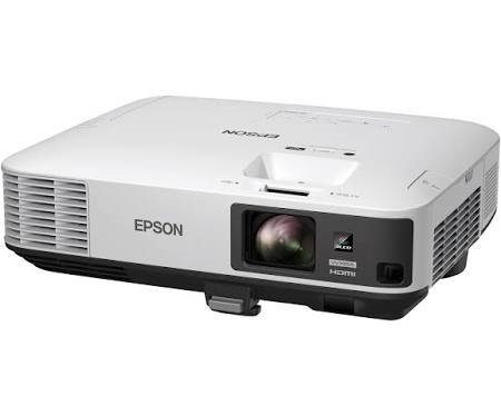 Epson PowerLite 2165W WXGA 720p 3LCD Projector with Speaker 5500 lumens Wi-Fi - V11H817020