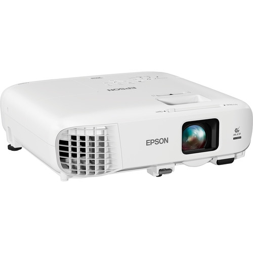 Epson PowerLite 2142W WXGA 720p 3LCD Projector With Speaker 4200 Lumens Wi-Fi - V11H875020