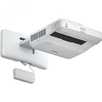 Epson BrightLink Pro 1460Ui Interactive WUXGA 1080p 3LCD Projector with Speaker 4400 Lumens Wi-Fi - V11H876520