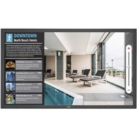 "NEC V Series V404-T 40"" Commercial LED Display with touchscreen 1080p - V404T"