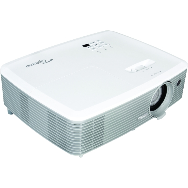 Optoma W355 Portable 3D WXGA 720p DLP Projector W Speaker - W355