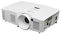 Optoma Portable 3D WXGA 720p DLP Projector with Stereo Speakers - W402