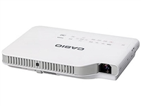 Casio Slim XJ-A247 - Portable WXGA 720p DLP Projector with Speaker - XJ-A247