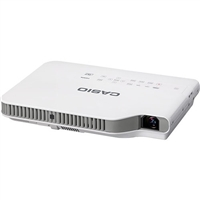 Casio Slim XJ-A257 - Portable WXGA 720p DLP Projector with Speaker - XJ-A257