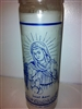 SAINT ANNE SEVEN DAY CANDLE IN GLASS