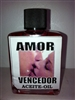 MAGICAL AND DRESSING OIL (ACEITE) 1/2OZ LOVE WINNER (AMOR VENCEDOR)