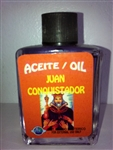 MAGICAL AND DRESSING OIL (ACEITE) 1/2OZ - HIGH JOHN THE CONQUEROR (JUAN CONQUISTADOR)