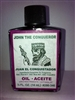 INDIO PRODUCTS MAGICAL DRESSING OIL (ACEITE) 1/2OZ - HIGH JOHN THE CONQUEROR (JUAN CONQUISTADOR)