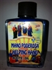 MAGICAL AND DRESSING OIL (ACEITE) 1/2OZ HELPING HAND (MANO PODEROSA)