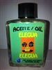 MAGICAL AND DRESSING OIL (ACEITE) 1/2OZ ELEGUA ELEGGUA ESU