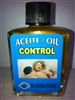 MAGICAL AND DRESSING OIL (ACEITE) 1/2OZ FOR CONTROL (CONTROLAR)