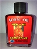 MAGICAL AND DRESSING OIL (ACEITE) 1/2OZ FOR COME TO ME (VEN A MI)